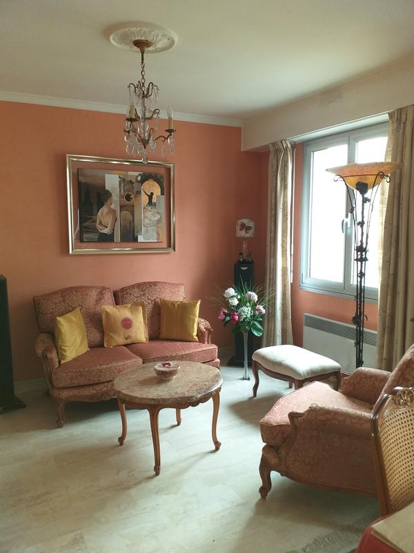 Appartement de 80  m2 - Nancy (54000)