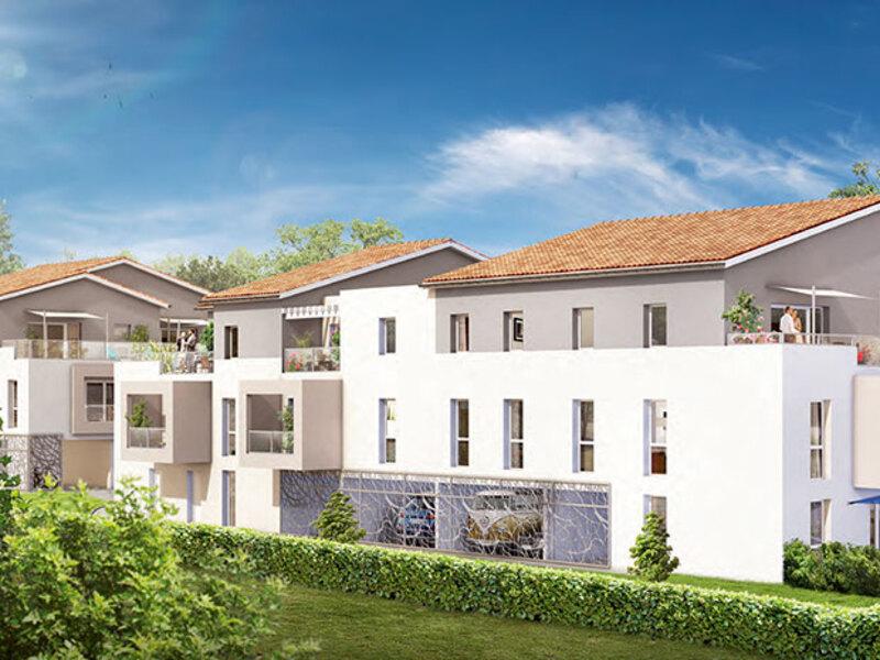 Appartement de 43  m2 - Le Taillan-Médoc (33320)