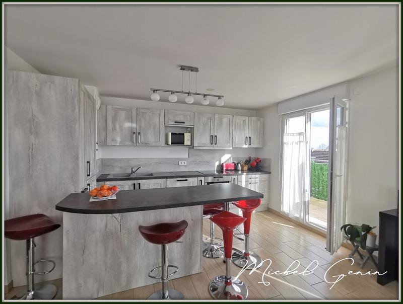Appartement de 112  m2 - Cergy (95800)