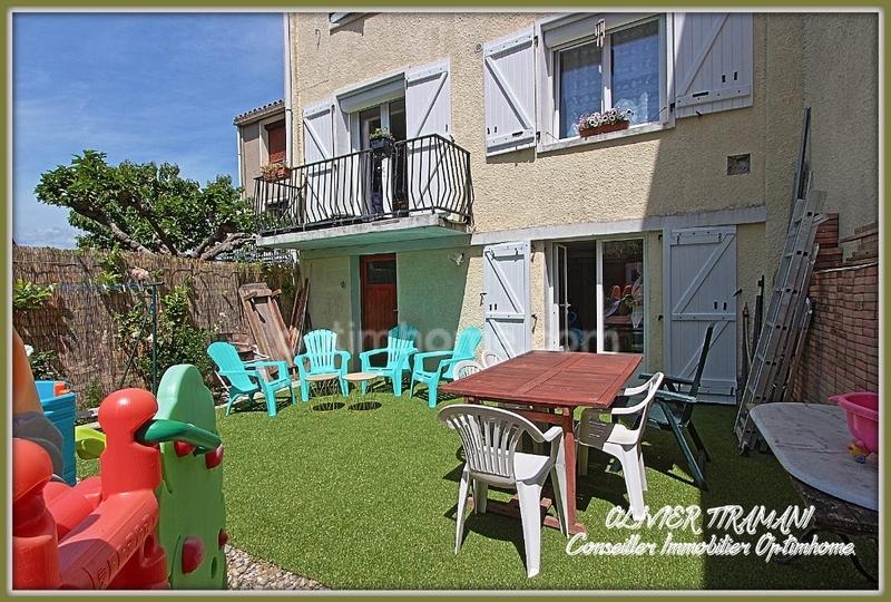 Maison de ville de 107  m2 - Carcassonne (11000)