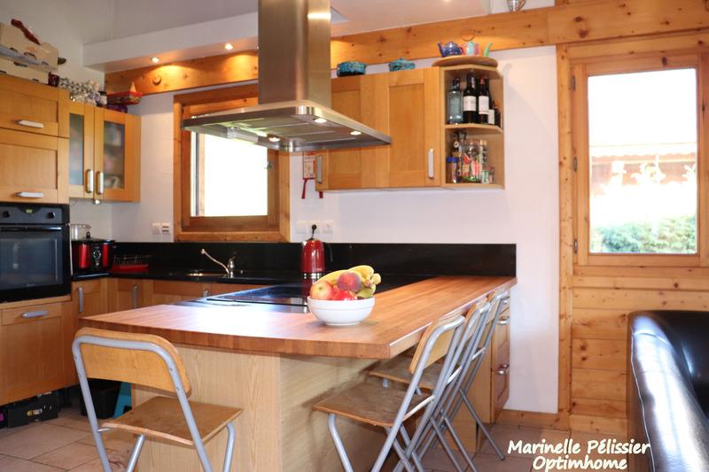Chalet de 180  m2 - Arâches-la-Frasse (74300)