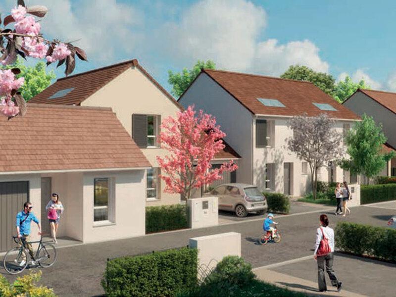 Maison de 79  m2 - Saint-Maximin (60740)