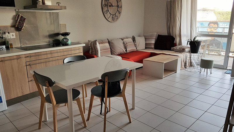 Appartement en résidence de 61  m2 - Marseille (13015)