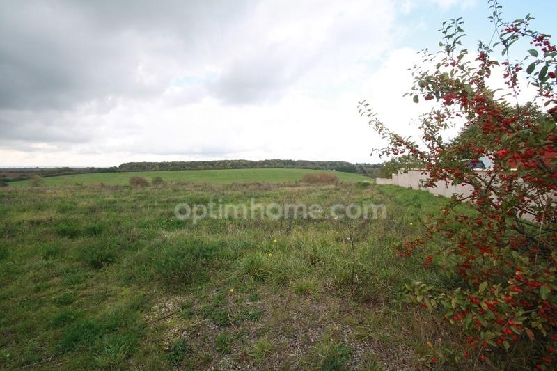 Terrain constructible de   m2 - Bouligny (55240)