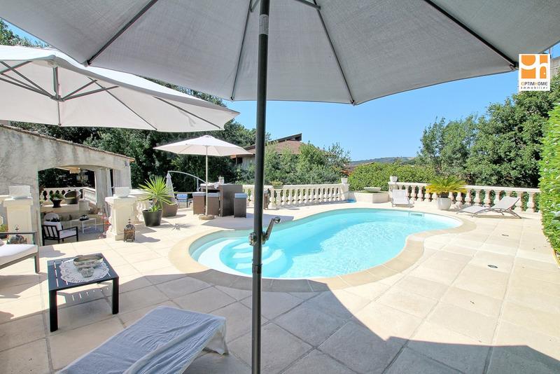 Villa de 315  m2 - Saint-Paul-de-Vence (06570)