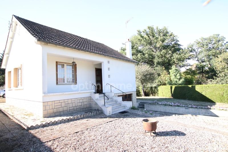 Maison de village de 98  m2 - Souesmes (41300)