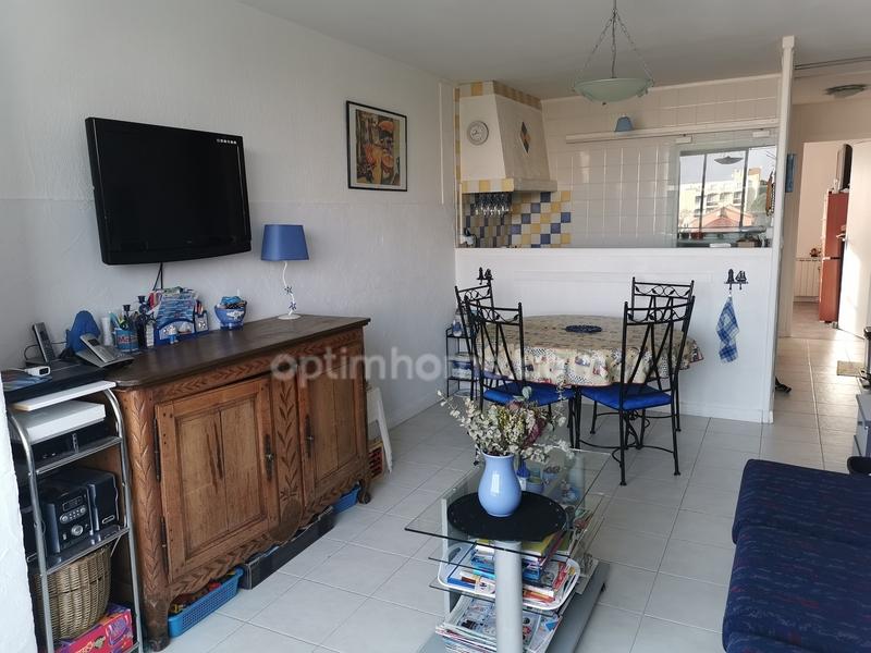 Appartement de 37  m2 - Canet-en-Roussillon (66140)