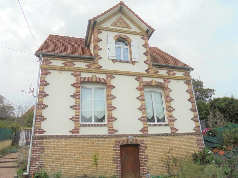 Maison de 90  m2 - Dieppe (76200)