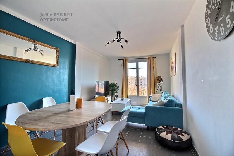 Appartement de 60  m2 - Antibes (06160)