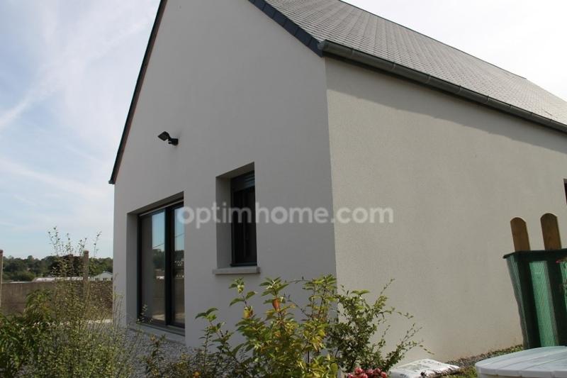 Maison contemporaine de 72  m2 - Coutances (50200)