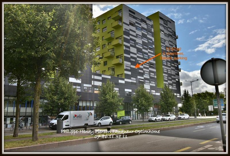 Appartement rénové de 67  m2 - Lille (59800)