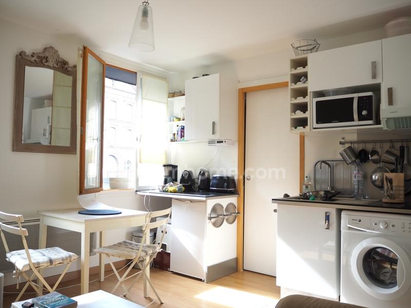 Appartement de 27  m2 - Honfleur (14600)
