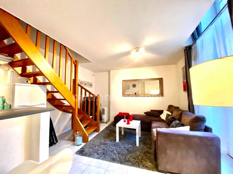 Appartement de 38  m2 - Honfleur (14600)