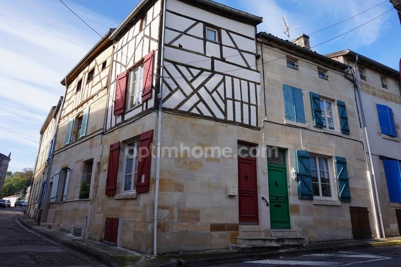 Maison de ville de 35  m2 - Bar-le-Duc (55000)