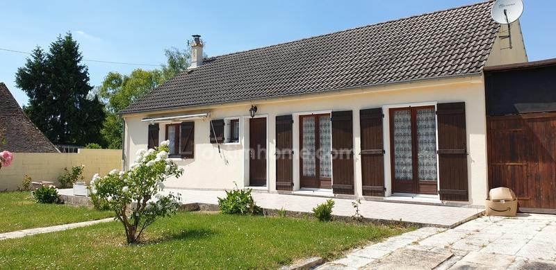 Maison de 93  m2 - Donnemarie-Dontilly (77520)