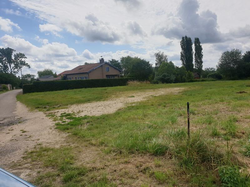 Parcelle de terrain de   m2 - Sanzey (54200)