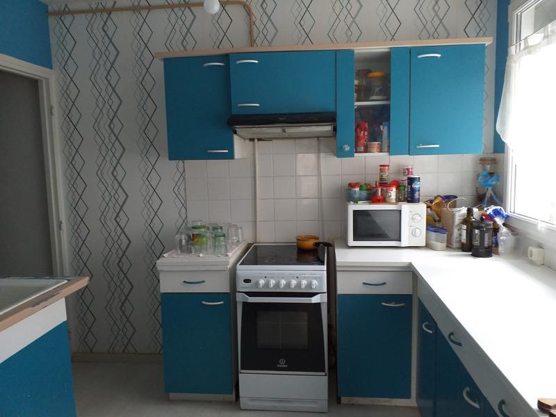 Appartement de 61  m2 - Vandoeuvre-lès-Nancy (54500)
