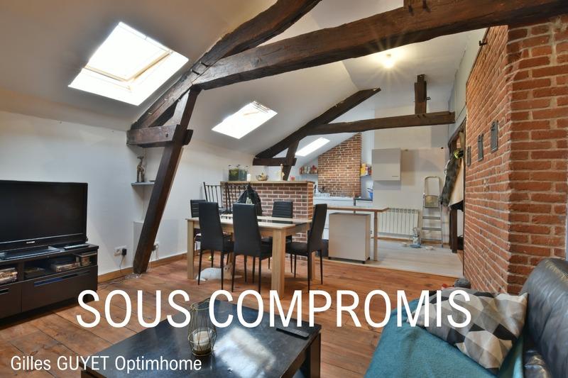 Appartement de 58  m2 - Bernay (27300)