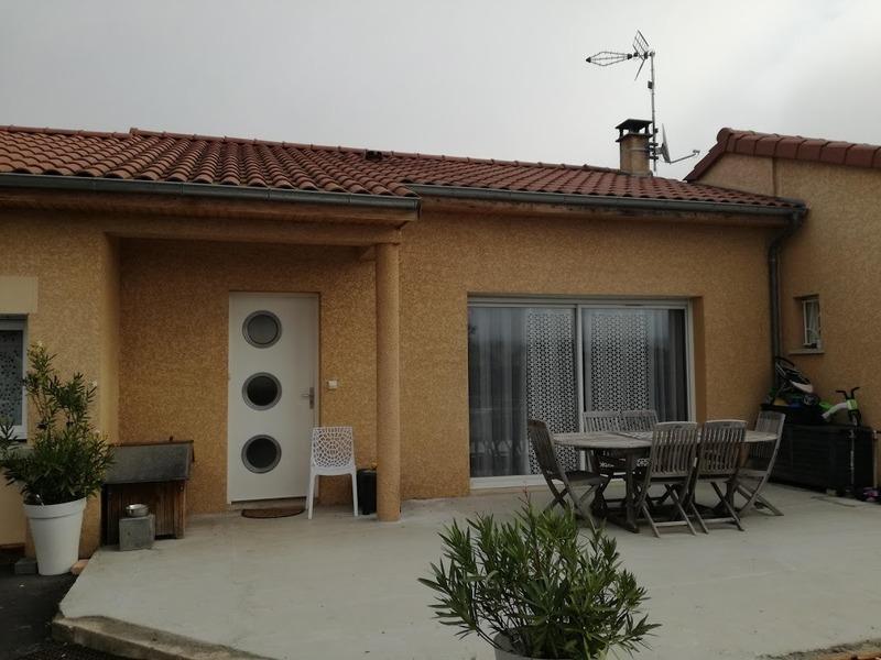Maison de 125  m2 - Saint-Germain-Lembron (63340)