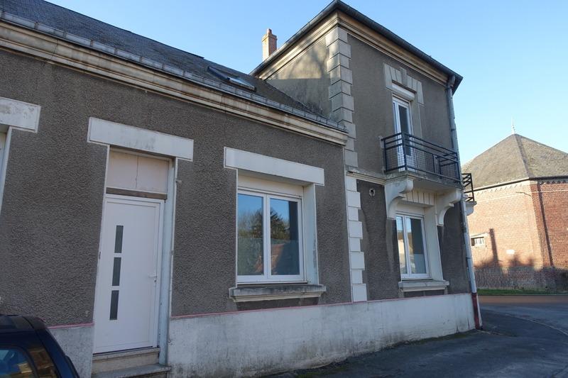 Maison de 250  m2 - Bernes (80240)