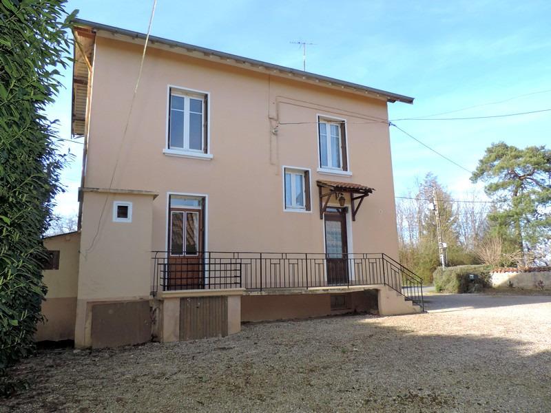 Maison de campagne de 98  m2 - Lent (01240)