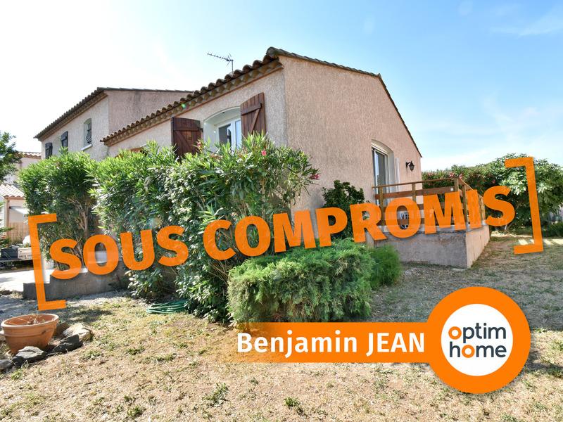 Maison de 106  m2 - Sérignan (34410)