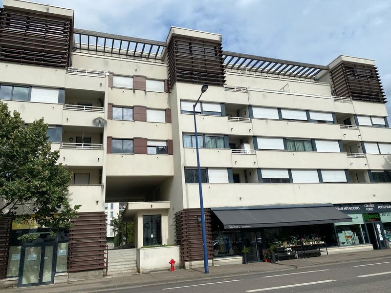 Appartement en résidence de 53  m2 - Metz (57000)