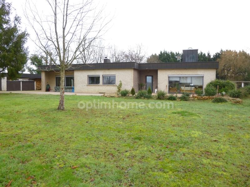 Villa d'architecte de 213  m2 - Louhans (71500)