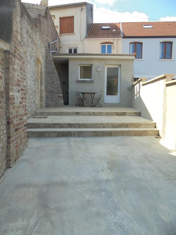 Maison de 50  m2 - Dieppe (76200)