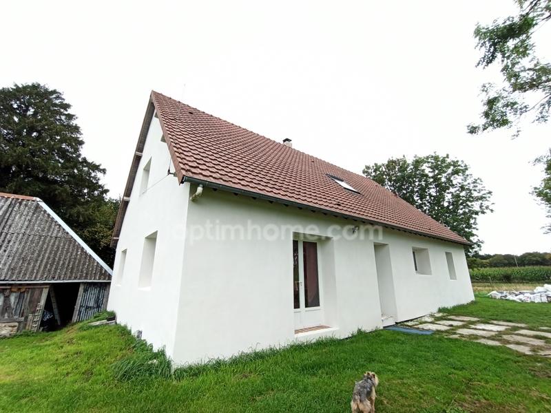 Maison contemporaine de 171  m2 - Tourville-sur-Pont-Audemer (27500)