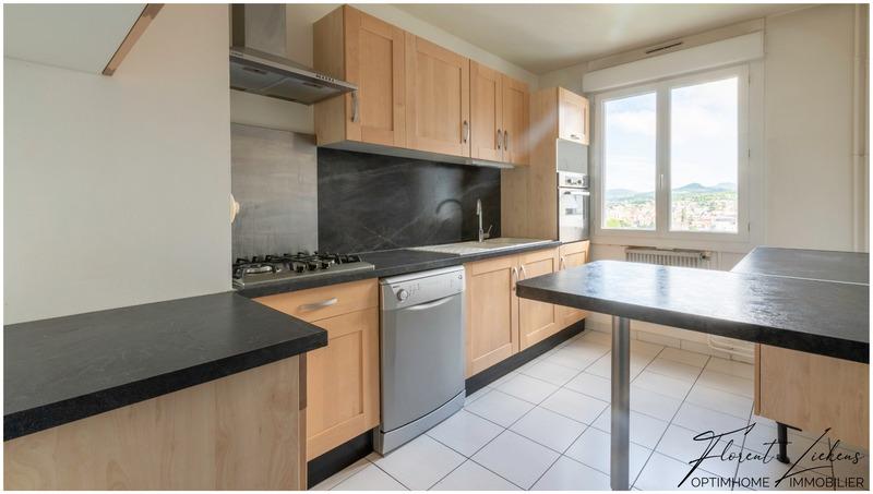 Appartement de 81  m2 - Clermont-Ferrand (63000)