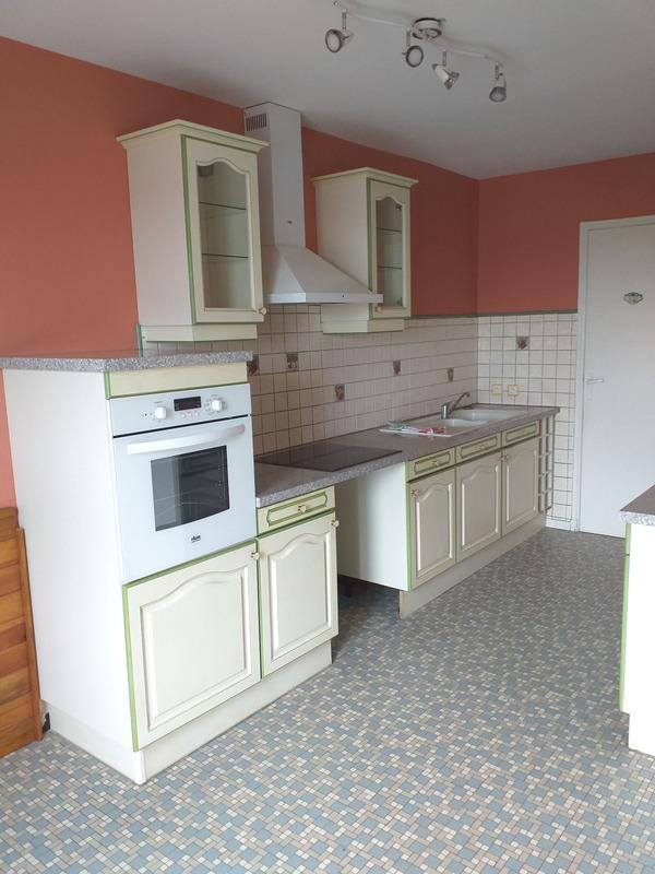 Appartement de 81  m2 - Nancy (54000)
