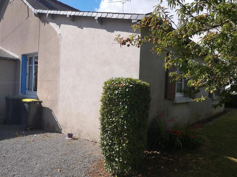 Maison individuelle de 95  m2 - Pommerit-le-Vicomte (22200)