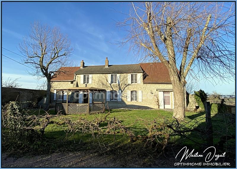 Maison en pierre de 212  m2 - Rongères (03150)