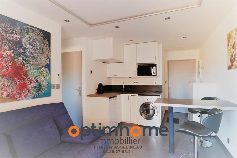 Appartement de 28  m2 - Sainte-Maxime (83120)