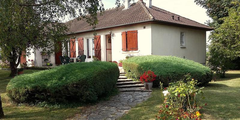 Maison individuelle de 112  m2 - Saint-Ambroix (18290)
