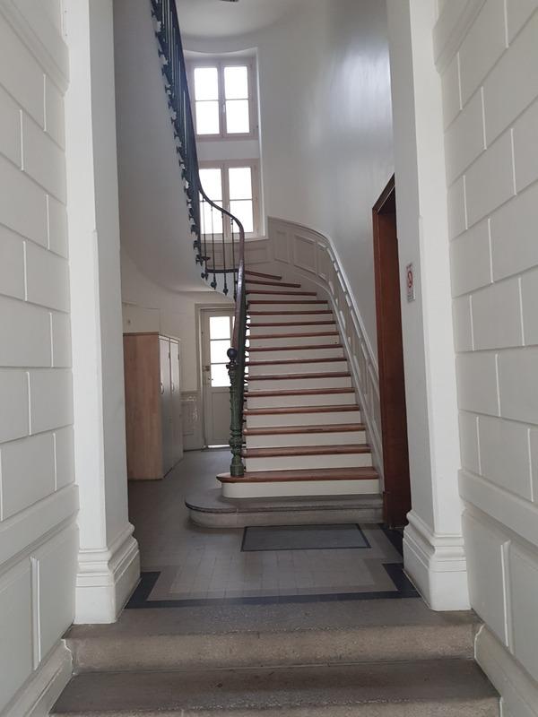 Appartement bourgeois de 80  m2 - Lorient (56100)