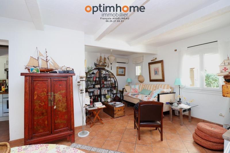 Maison plain-pied de 70  m2 - Grimaud (83310)