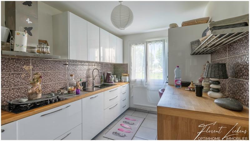 Appartement en résidence de 58  m2 - Clermont-Ferrand (63100)