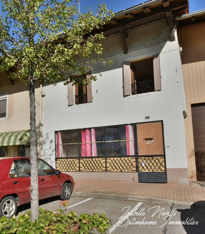 Maison de village de 140  m2 - Foissiat (01340)
