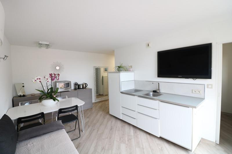 Appartement en résidence de 53  m2 - Cavalaire-sur-Mer (83240)