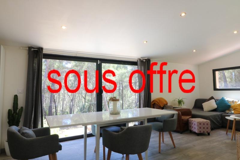 Maison individuelle de 118  m2 - La Cadière-d'Azur (83740)