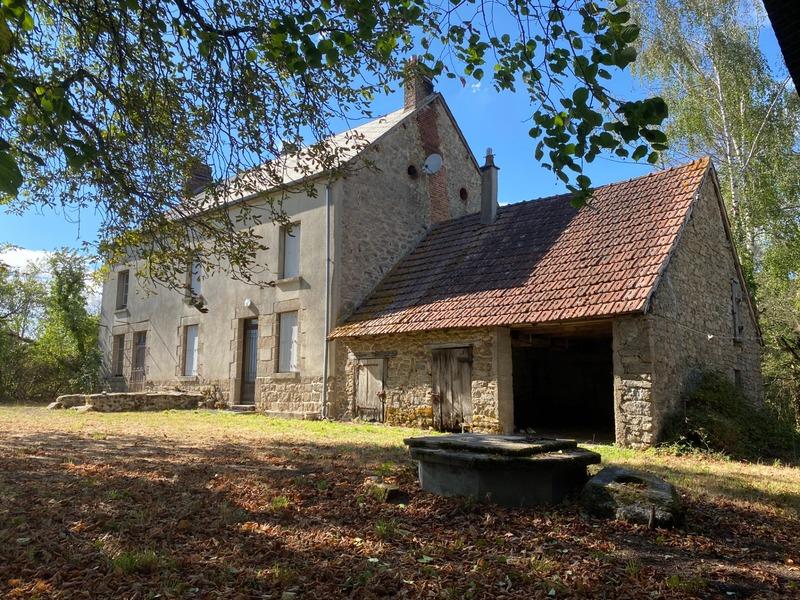 Maison de village de 150  m2 - Azerables (23160)