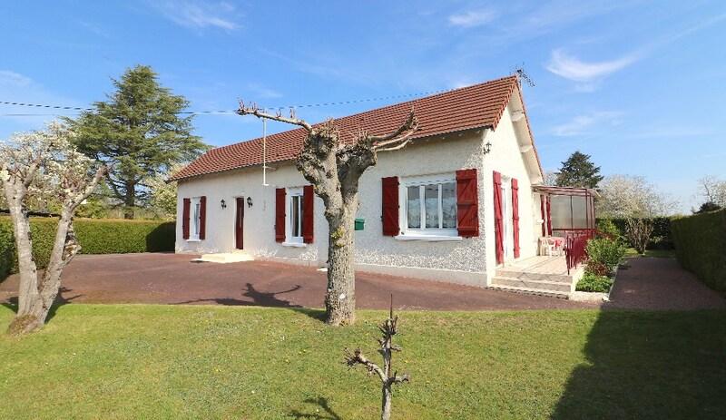 Maison plain-pied de 96  m2 - Saint-Florent-sur-Cher (18400)