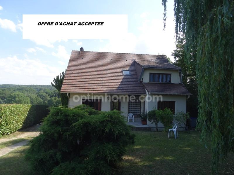 Maison individuelle de 163  m2 - Saint-Cyr-sous-Dourdan (91410)