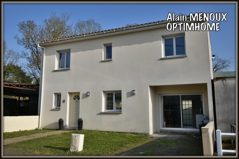 Maison de 100  m2 - Vertou (44120)