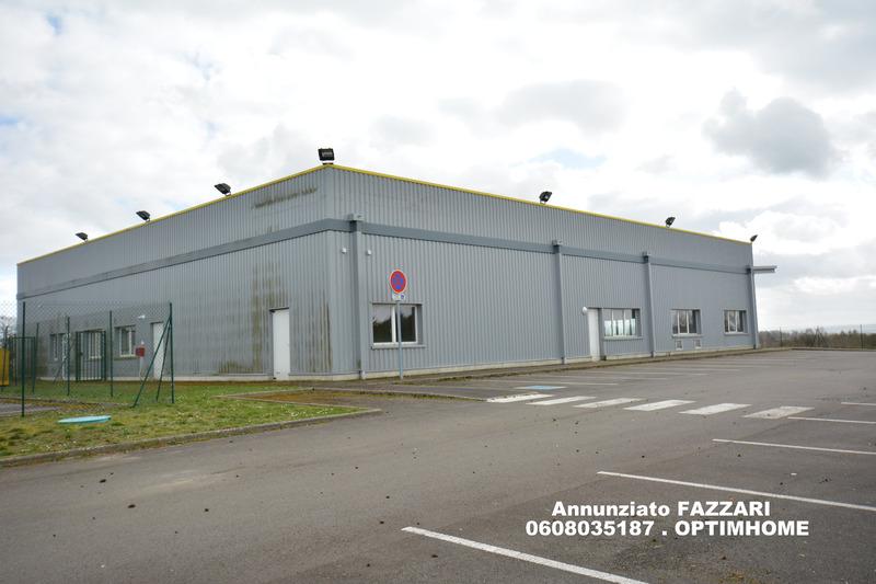 Immeuble de   m2 - Marville (55600)