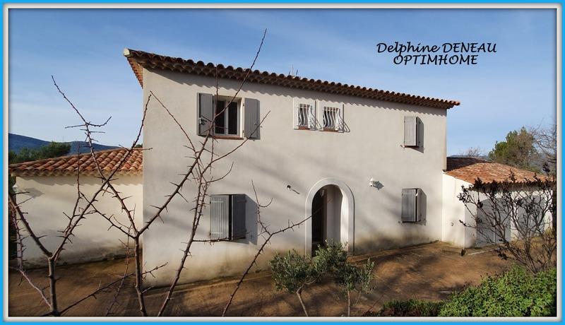 Villa de 170  m2 - Rocbaron (83136)