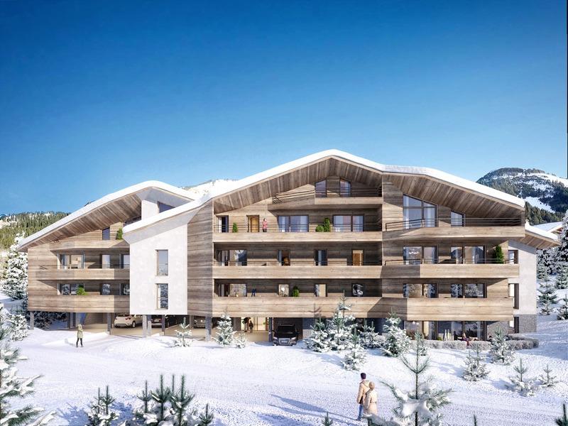 Appartement de 103  m2 - Châtel (74390)