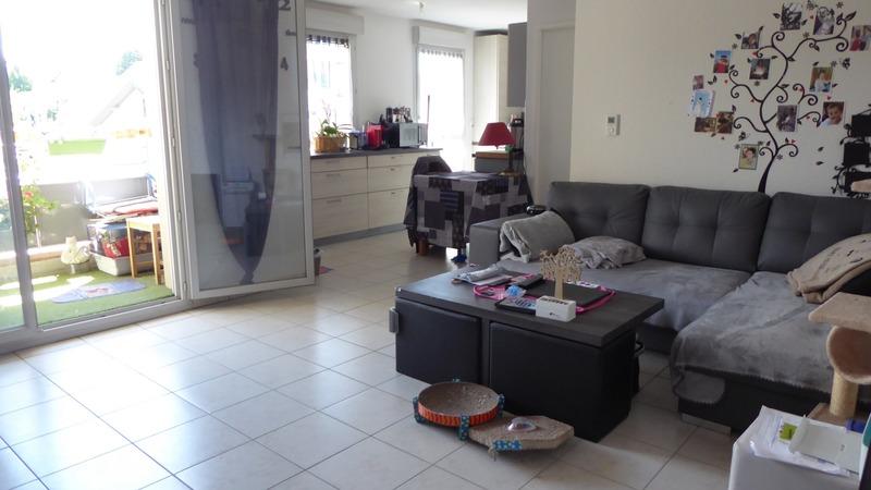 Appartement de 62  m2 - Thonon-les-Bains (74200)